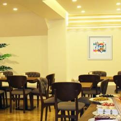 Beyhan Hotel Kahvaltı Salonu 1