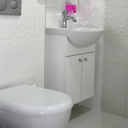 Beyhan Hotel WC